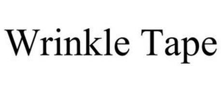 WRINKLE TAPE