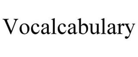 VOCALCABULARY