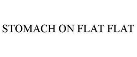 STOMACH ON FLAT FLAT
