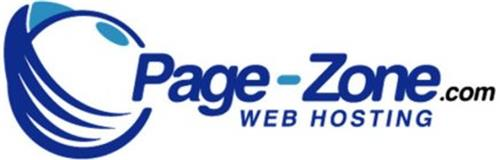 PAGE-ZONE.COM WEB HOSTING