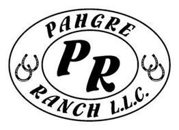 PAHGRE RANCH L.L.C. PR