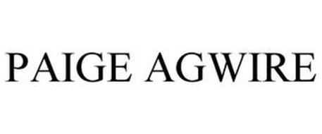 PAIGE AGWIRE Trademark of Paige Electric Company, L.P.. Serial ...