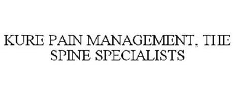 KURE PAIN MANAGEMENT, THE SPINE SPECIALISTS