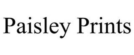 PAISLEY PRINTS