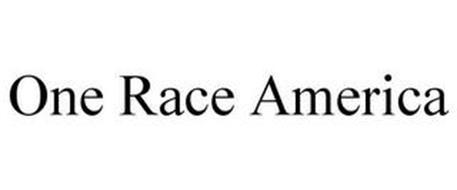 ONE RACE AMERICA
