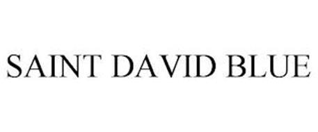 SAINT DAVID BLUE