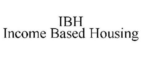 IBH INCOME BASED HOUSING
