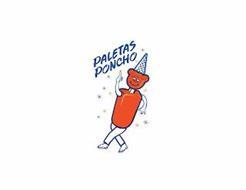 PALETAS PONCHO