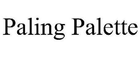 PALING PALETTE
