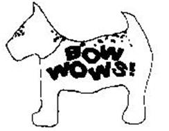 BOW WOWS!