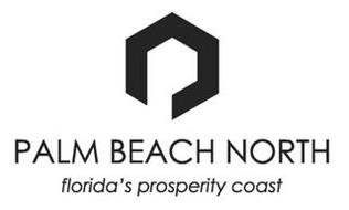 P PALM BEACH NORTH FLORIDA'S PROSPERITYCOAST