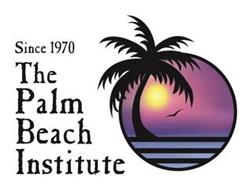 SINCE 1970 THE PALM BEACH INSTITUTE