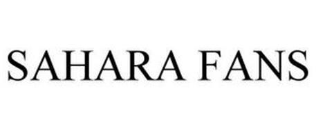 SAHARA FANS