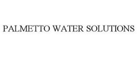 PALMETTO WATER SOLUTIONS