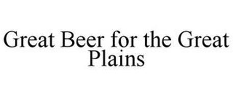 GREAT BEER FOR THE GREAT PLAINS
