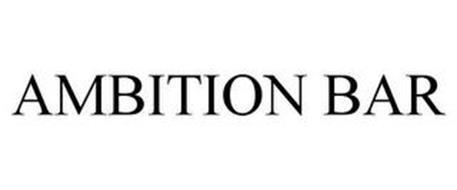 AMBITION BAR