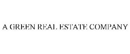 A GREEN REAL ESTATE COMPANY