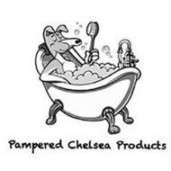 PAMPERED CHELSEA PRODUCTS