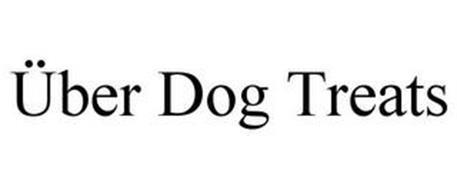ÜBER DOG TREATS