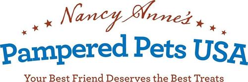 NANCY ANNE'S PAMPERED PETS USA YOUR BEST FRIEND DESERVES THE BEST TREATS