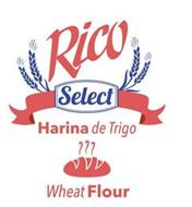 RICO SELECT HARINA DE TRIGO WHEAT FLOUR