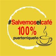 #SALVEMOSELCAFE 100% PUERTORRIQUEÑO