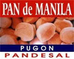PAN DE MANILA PUGON PANDESAL