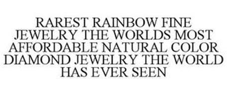 RAREST RAINBOW FINE JEWELRY THE WORLDS MOST AFFORDABLE NATURAL COLOR DIAMOND JEWELRY THE WORLD HAS EVER SEEN