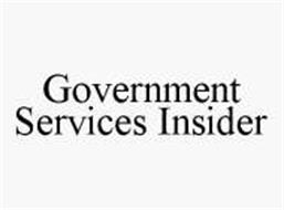 GOVERNMENT SERVICES INSIDER