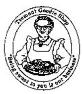 """TREMONT GOODIE SHOP """"BEING SWEET TO YOU IS OUR BUSINESS"""""""