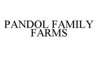 PANDOL FAMILY FARMS