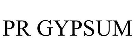 PR GYPSUM
