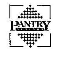 PANTRY DESIGNS
