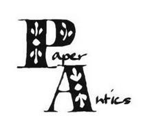 PAPER ANTICS
