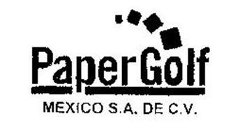 PAPER GOLF MEXICO S.A. DE C.V.