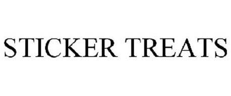 STICKER TREATS