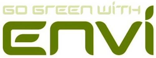 GO GREEN WITH ENVI
