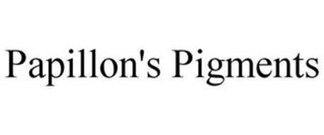 PAPILLON'S PIGMENTS