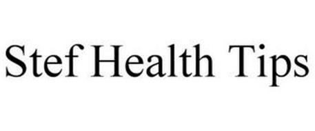 STEF HEALTH TIPS