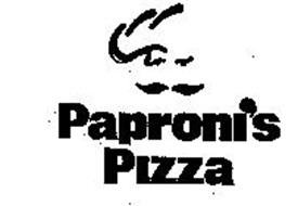 PAPRONI'S PIZZA