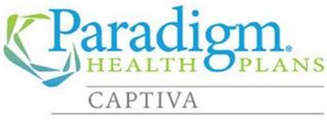 PARADIGM HEALTH PLANS CAPTIVA