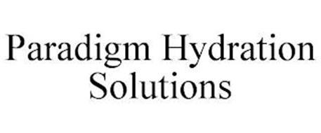 PARADIGM HYDRATION SOLUTIONS