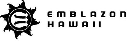E  EMBLAZON HAWAII
