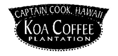 CAPTAIN COOK, HAWAII KOA COFFEE PLANTATION