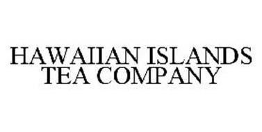 HAWAIIAN ISLANDS TEA COMPANY
