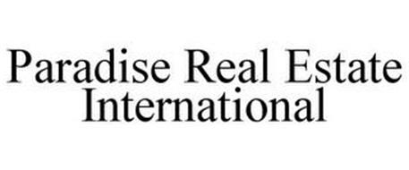 PARADISE REAL ESTATE INTERNATIONAL