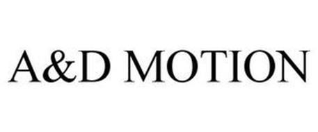 A&D MOTION
