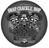 LADIES & GENTLEMEN SNAP, CRACKLE, HOP PARALLEL 49 BREWING COMPANY IMPERIAL RICE I.P.A.