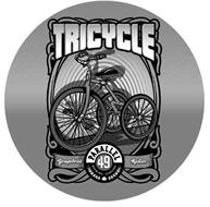 TRICYCLE GRAPEFRUIT RADLER PARALLEL 49 BREWING COMPANY