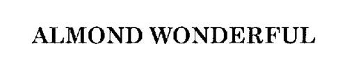 ALMOND WONDERFUL